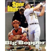 Steiner Sports Mark McGwire Big Bopper SI Cover Photograph