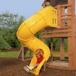 Playstar Spiral Tube Slide