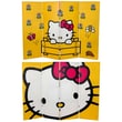 Oriental Furniture 48'' x 63'' Tall Double Sided Hello Kitty 4 Panel Room Divider