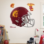 Fathead NCAA Helmet Wall Decal; University of Southern California