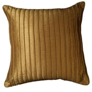 LR Resources Marlene Throw Pillow; Clay