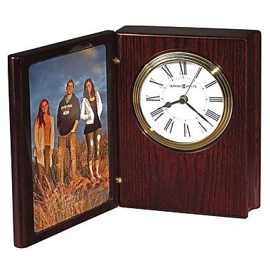 Howard Miller Portrait Book II Table Clock