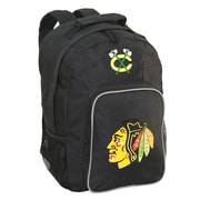 Concept One NHL Backpack; Chicago Blackhawks