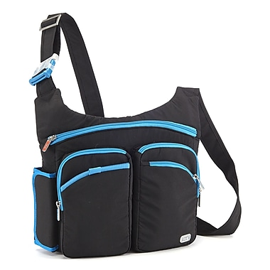 Lug Orange Label Shortstop Excursion Pack; Midnight Black
