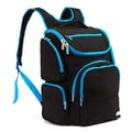 Lug Outfielder Backpack; Midnight Black