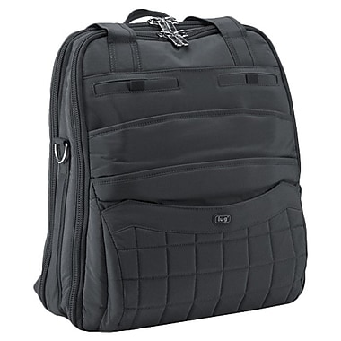 Lug Sprout Carry-All Backpack; Fog Grey