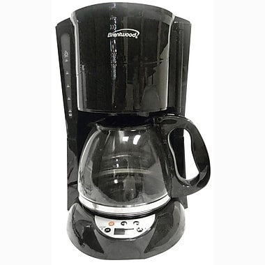 Brentwood Coffe Maker; Black