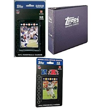 Topps NFL 2008 Trading Card Gift Set - Denver Broncos