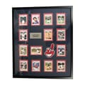 Topps MLB 2008 Trading Card Set Framed -Cleveland Indians
