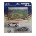 Upper Deck MLB 2007 Home / Road Dodge Charger with Stadium Card - Boston Red Sox