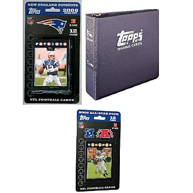 Topps NFL 2008 Trading Card Gift Set - New England Patriots