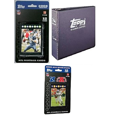 Topps NFL 2008 Trading Card Gift Set - Seattle Seahawks