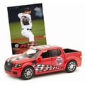 Upper Deck MLB 2007 Ford SVT Adrenalin Concept with Johan Santana Card - Minnesota Twins