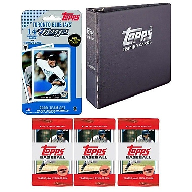 Topps MLB 2009 Trading Card Set - Toronto Blue Jays