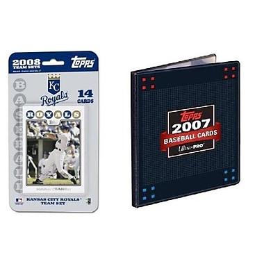 Topps MLB 2008 Trading Card Set - Kansas City Royals