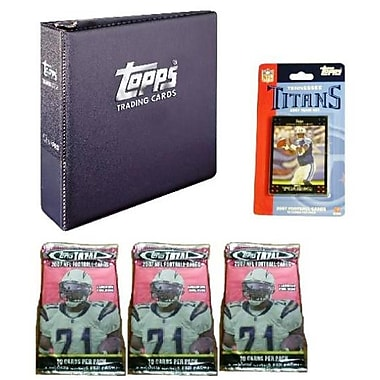 Topps NFL 2007 Trading Card Gift Set - Tennessee Titans