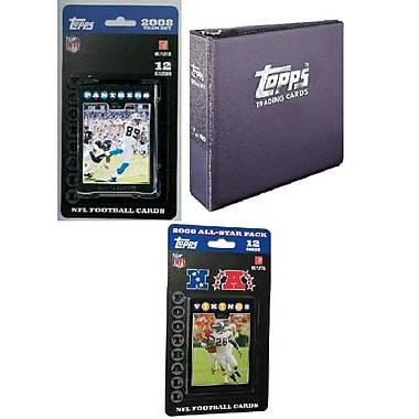 Topps NFL 2008 Trading Card Gift Set - Carolina Panthers