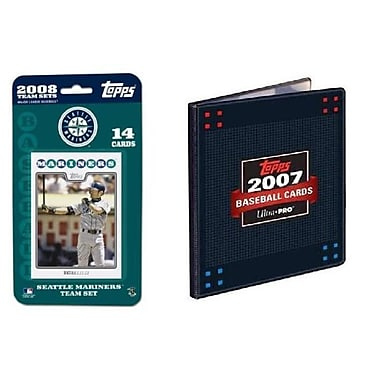 Topps MLB 2008 Trading Card Set - Seattle Mariners