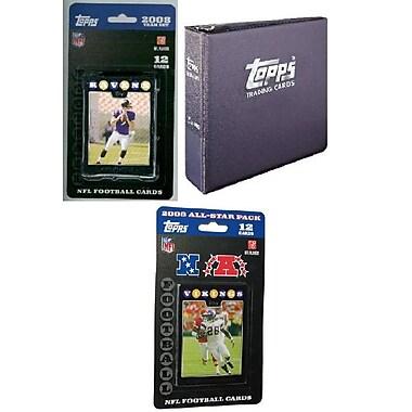 Topps NFL 2008 Trading Card Gift Set - Baltimore Ravens