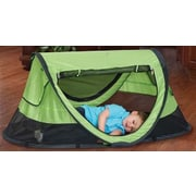 KidCo Peapod Plus Travel Tent; Kiwi