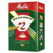 Melitta No. 2 Coffee Filter (Set of 100)