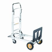 Safco Products Hide-Away Convertible Hand Truck