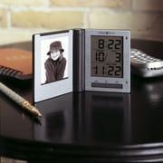 Howard Miller Portrait Traveler Alarm Clock