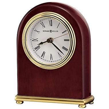 Howard Miller Rosewood Arch Alarm Clock