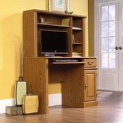 Sauder Orchard Hills 57'' Computer Desk with Hutch