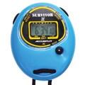 Accusplit Survivor II Stopwatch; Blue