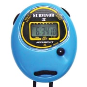 Accusplit Survivor II Stopwatch; Blue