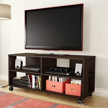 South Shore Jambory 46'' TV Stand; Royal Cherry