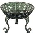 Oriental Furniture Bowl Pedestal Plant Stand