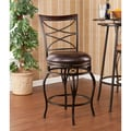 Wildon Home   Wellford Swivel Stool; 24.75''