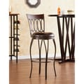 Wildon Home   Yorkshire Swivel Stool; 30''