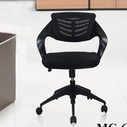Manhattan Comfort Urban Mid-back Mesh Office Chair with Casters