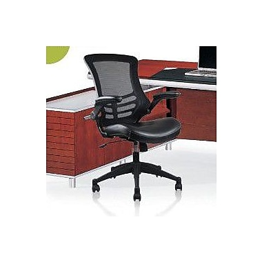 Manhattan Comfort Rugged High-Back Mesh Office Chair with Wheels