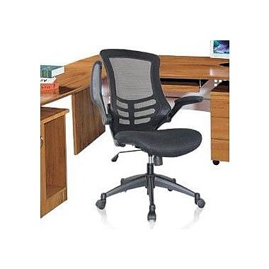 Manhattan Comfort High-Back Mesh Office Chair with Wheels