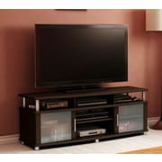 South Shore City Life 59'' TV Stand; Chocolate