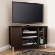 South Shore Renta 38.5'' TV Stand; Chocolate