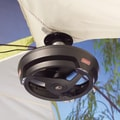 Coleman Tent Fan with Power System