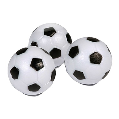 Hathaway Games Soccer Ball Style Foosball - Pack of 3