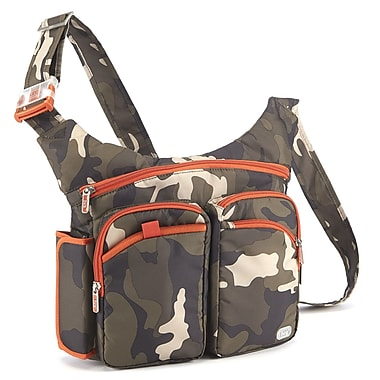 Lug Orange Label Shortstop Excursion Pack