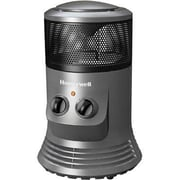 Honeywell Honeywell Portable Electric Fan Tower Heater with Adjustable Thermostat