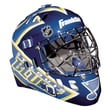 Franklin Sports NHL SX Comp Goalie Face Mask 100; St. Louis Blues