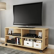 South Shore Jambory 46'' TV Stand; Natural Maple