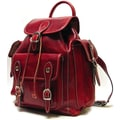 Floto Imports Roma Backpack; Tuscan Red