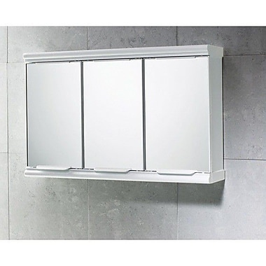 Gedy by Nameeks Princess 23'' x 15'' Surface Mounted Medicine Cabinet