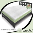BioPEDIC Extreme Luxury 3'' Memory Foam Topper; Full