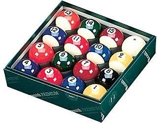 Aramith Billiard Balls - Premium Belgian Aramith WYF078275843284